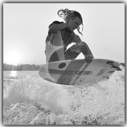 FIND THE PERFECT WAKESURFER